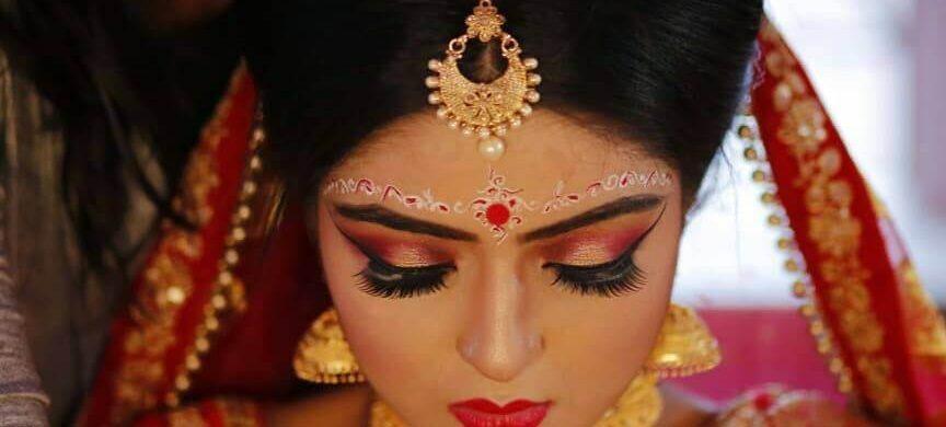wedding makeup artist kolkata - blog