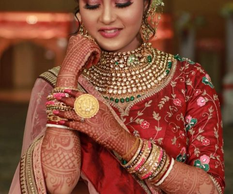 best makeup artist kolkata priyanka paul