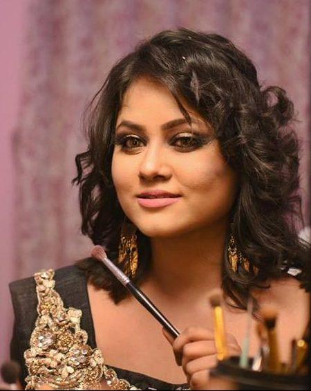 Priyanka Paul - top makeup artist kolkata